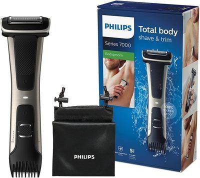 Philips BG7000 - O melhor aparador corporal