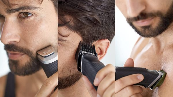 Aparador de barba multifunção Philips MKG5740
