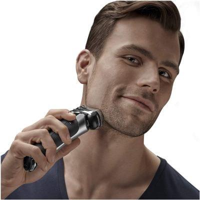 máquina de barbear para homens