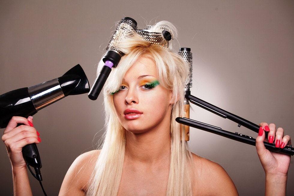 Secadores de cabelo profissionais