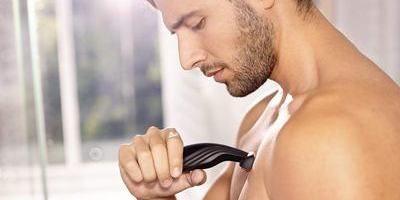 aparador corporal masculino
