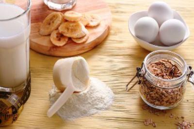 Melhor batido proteico