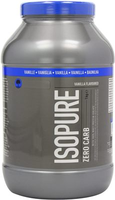 Isolate whey protein ISOPURE