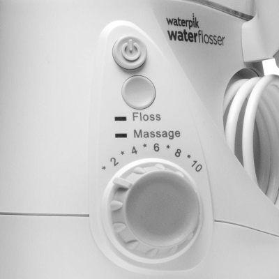 Irrigador dental Waterpik botones