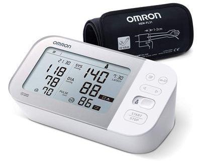 OMRON X7 el mejor tensiómetro