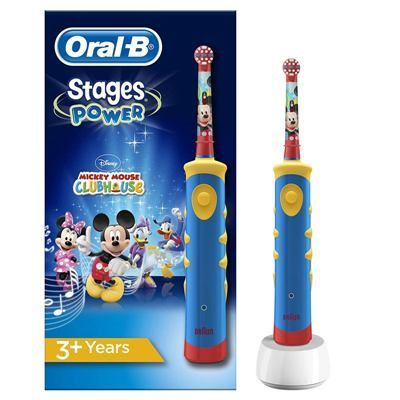 Oral B Stages Power Mikey para niño