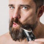 Máquina recortadora de barba