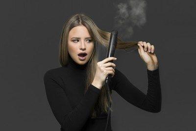 planchas que no quemen el pelo