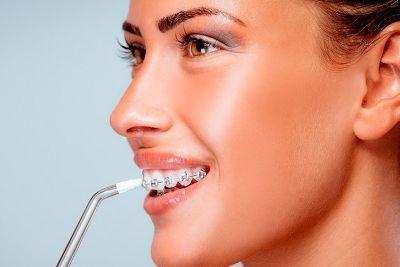 Irrigador bucal oral b