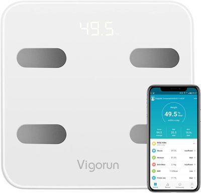 Báscula de bioimpedancia VIGURUN
