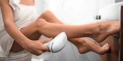 La mejor depiladora láser IPL