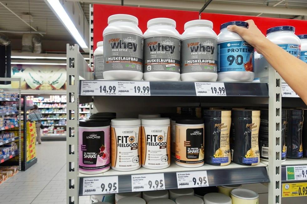 Mejores marcas de proteína Whey