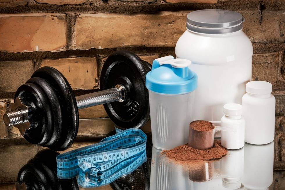 Las mejores proteínas Whey