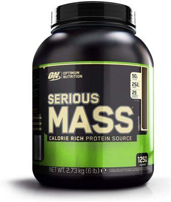 Proteína Whey Serius Mass