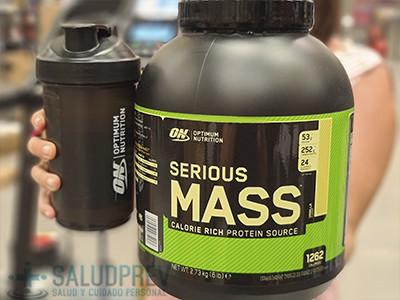 Proteina ON Serius Mass
