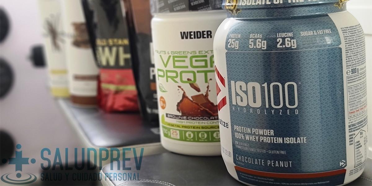 Mejor proteína