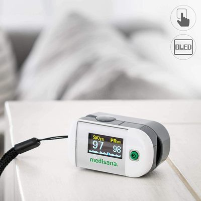 Pulsioximetro medisana