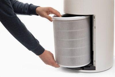 Cuándo cambiar el filtro en un purificador de aire