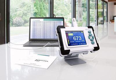 Monitor de CO2 DioxCare