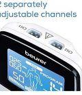 Electroestimulador-Beurer-EM49-canales