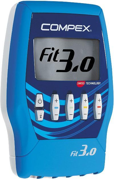 Electro-estimulador Compex Fit 3.0