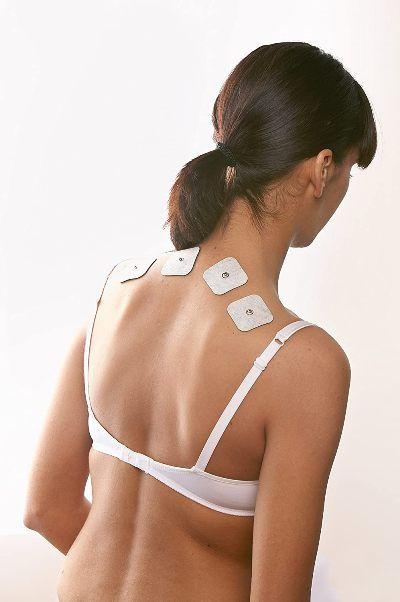 Electro-estimulador cuello