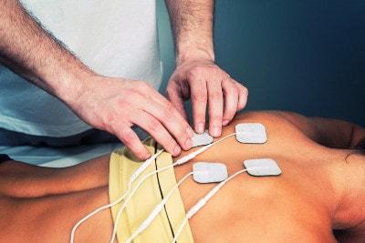 Electroestimuladores para el tratamiento de lesiones