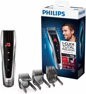Cortapelos Philips HC7460