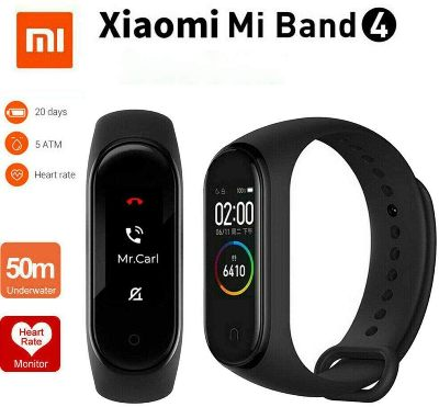 Pulsera deportiva Xiaomi Mi Band 4