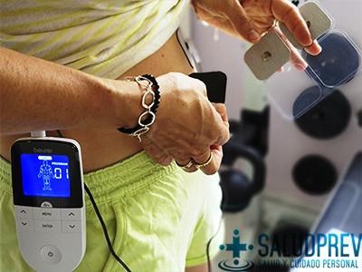 cómo usar un electroestimulador muscular