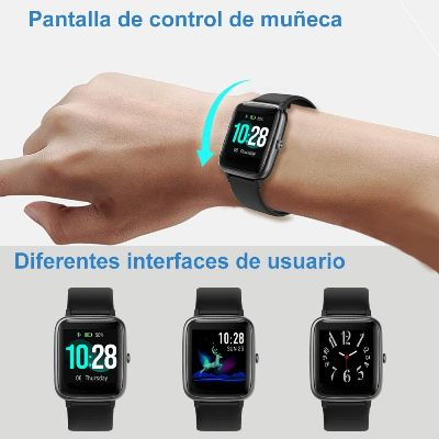 smartwatch para mujer Willful