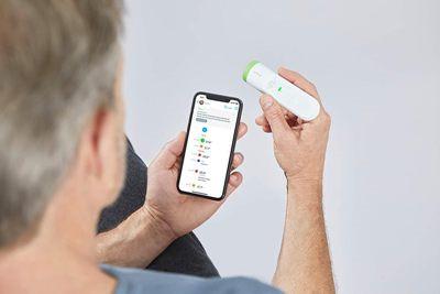 mejor termómetro digital inteligente Withings