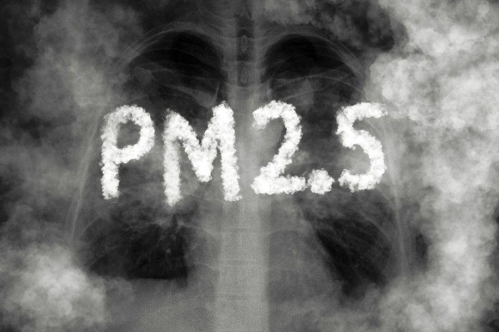 Parámetros medidores de CO2 y calidad del aire