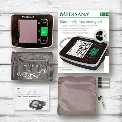 Tensiometro digital Medisana