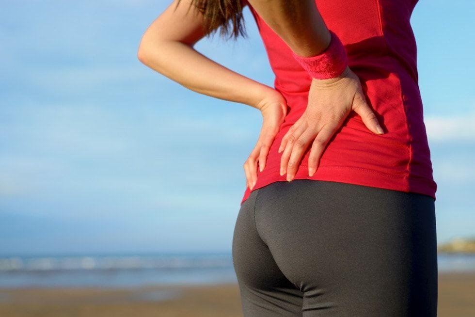 Corrector postural en el deporte