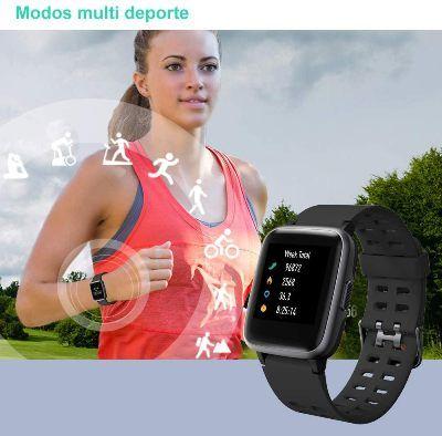 Smartwatch deportivo Yamai
