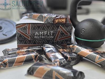 Barrita proteica AMFIT Nutrition