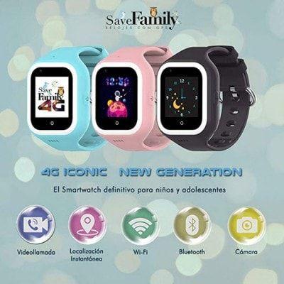Reloj con camara para niños SaveFamily
