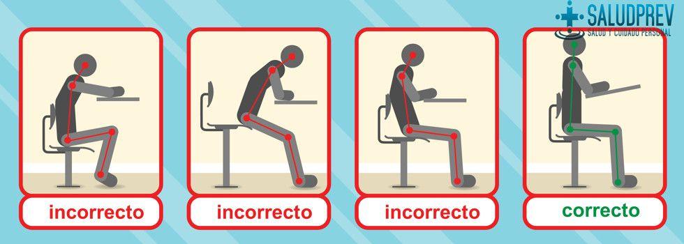 regular las sillas ergonómicas