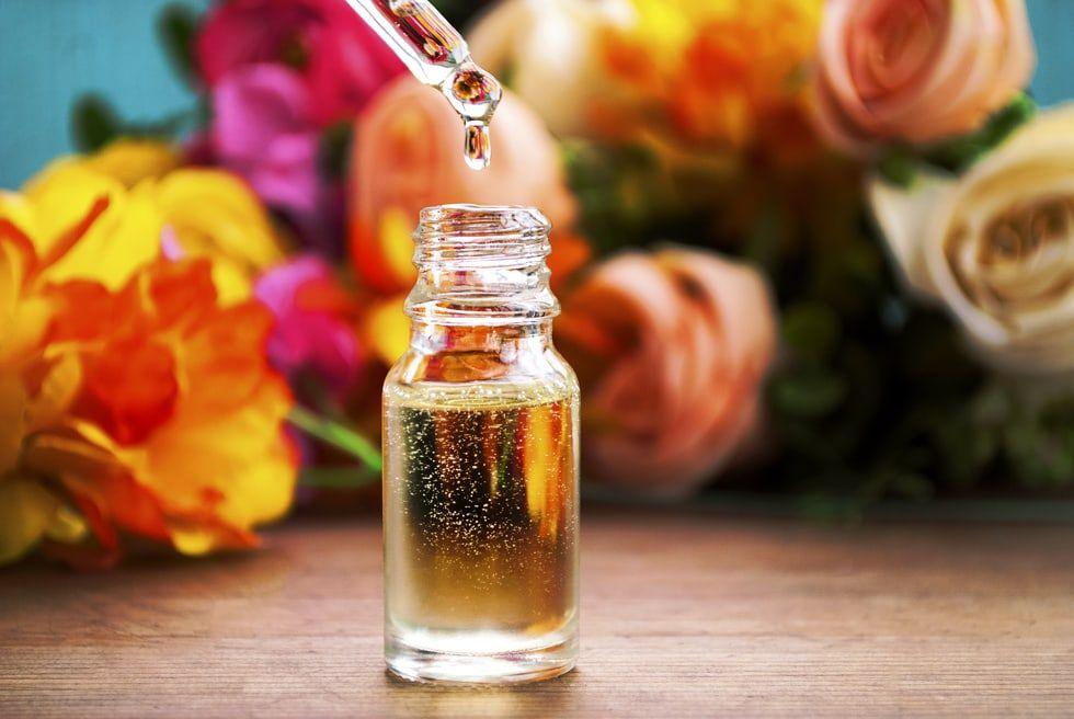 Elegir un suero de vitamina c para la cara