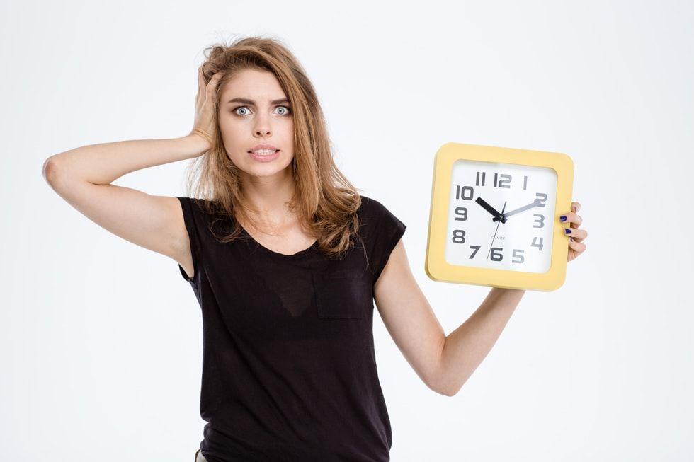 Tiempo de espera entre sesiones de depilación láser