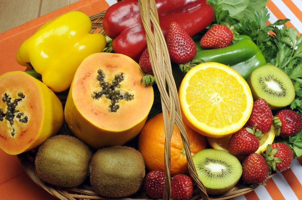 Fuentes de vitamina C