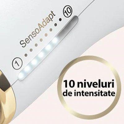 Depiladora IPL Braun sensor