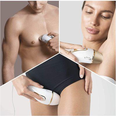 Modelos depiladora láser Braun