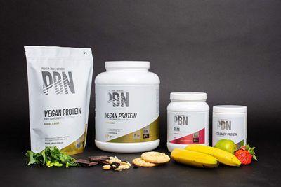 Proteína vegana PBN