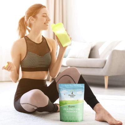 Proteína vegana Thehealthtree company
