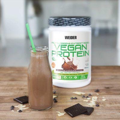 Proteína Vegana Weider