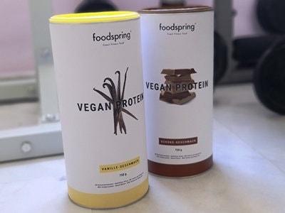 Proteína vegetal FoodSpring