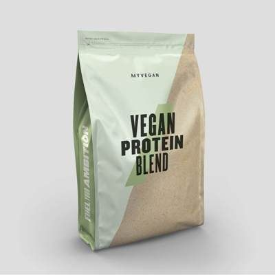 Proteina vegana para aumentar masa muscular MyProtein