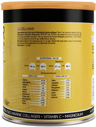 Colágeno hidrolizado Collmar